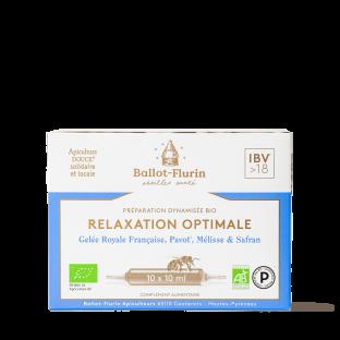 Préparation dynamisée bio Relaxation Optimale