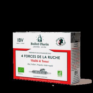 Préparation dynamisée bio 4 Forces de la Ruche