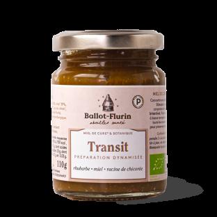 Miel de Cure® & Botanique Transit