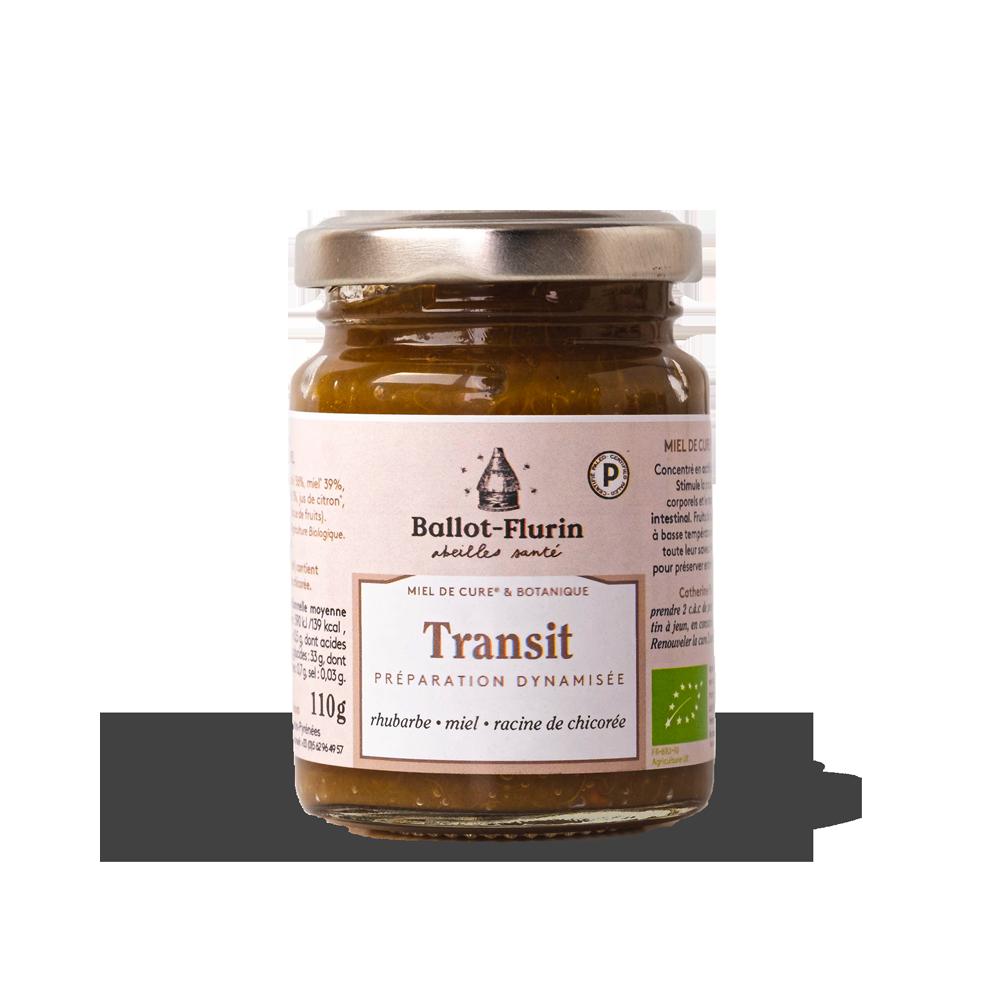 Miel de Cure® & Botanique Transit Ballot-Flurin - 1
