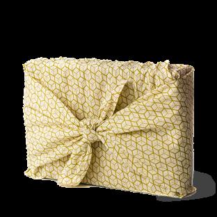 Furoshiki Dynamisé : emballage cadeau écologique
