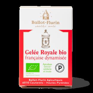 Gelée Royale Française Bio Dynamisée