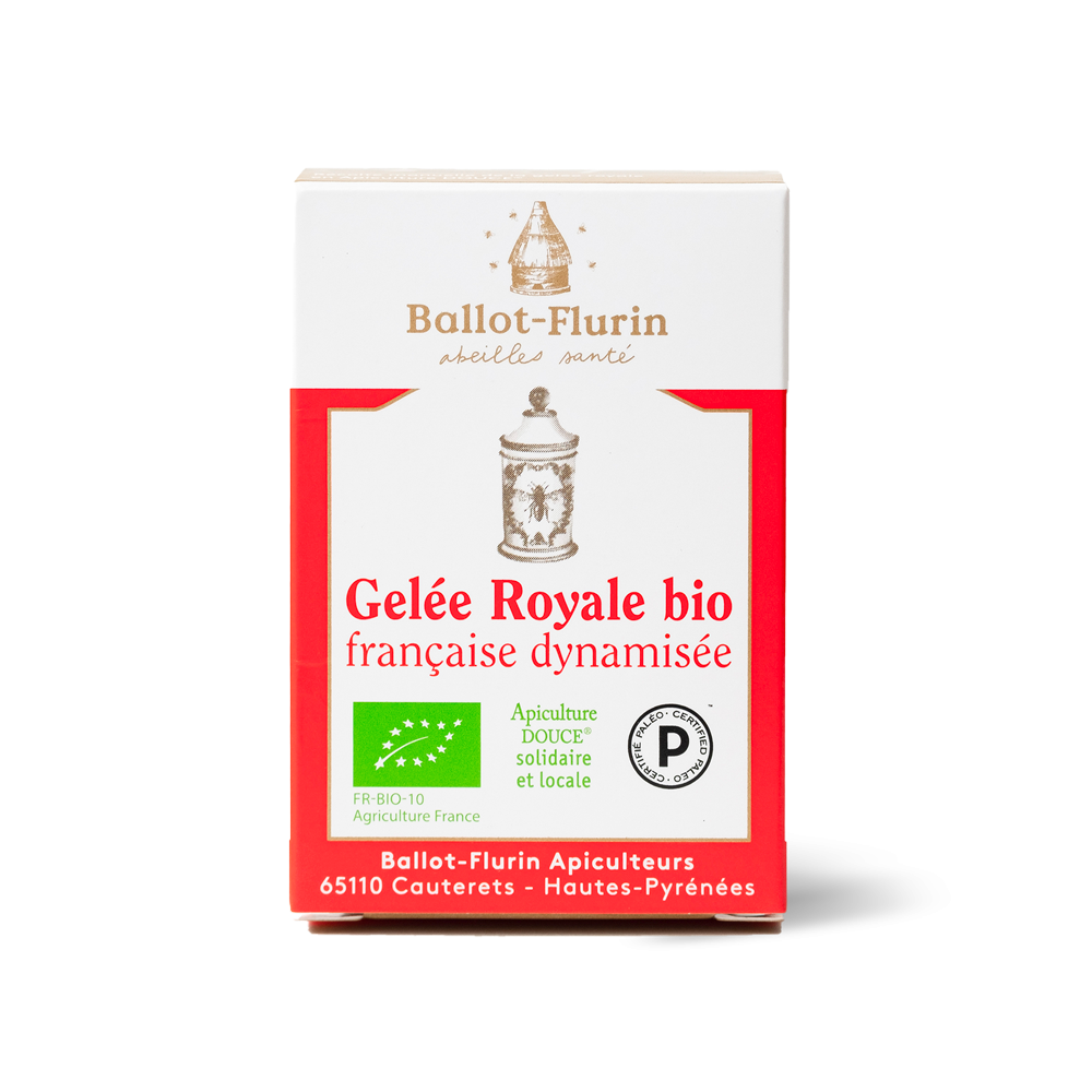 Gelée Royale Française Bio Dynamisée Ballot-Flurin - 4