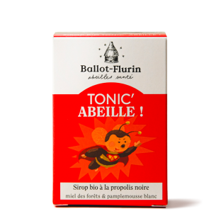 Sirop Tonic'Abeille