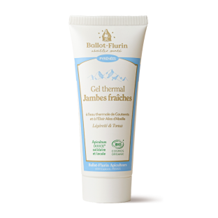 Gel thermal Jambes fraîches