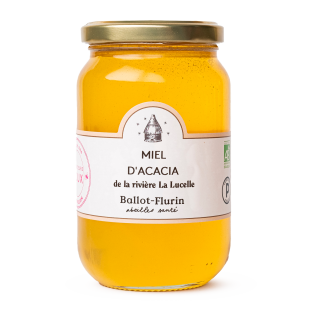 Miel d'Acacia de la rivière la Lucelle