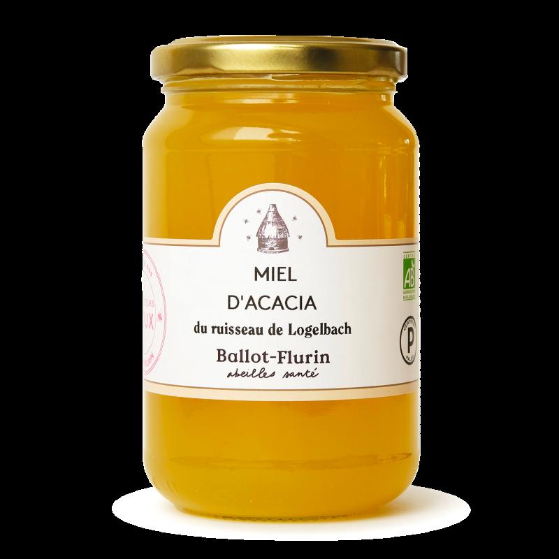 Miel d'Acacia du ruisseau de Logelbach Ballot-Flurin - 1