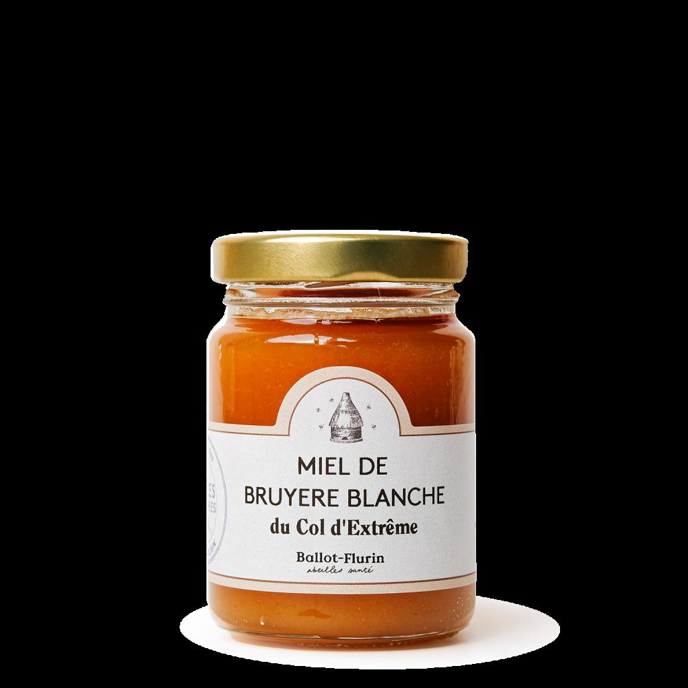 Miel de Bruyère Blanche du Col d'Extrême Ballot-Flurin - 2