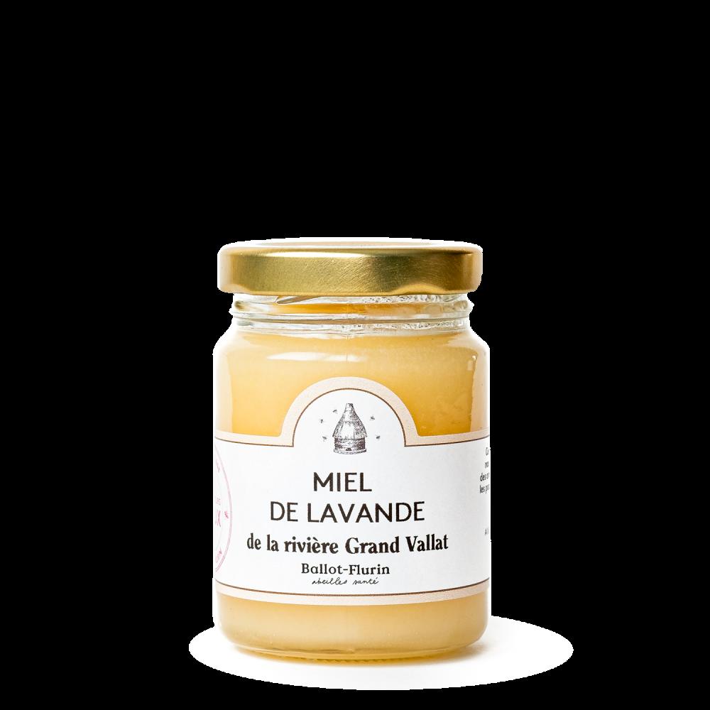 Miel de Lavande de la rivière Grand Vallat Ballot-Flurin - 1