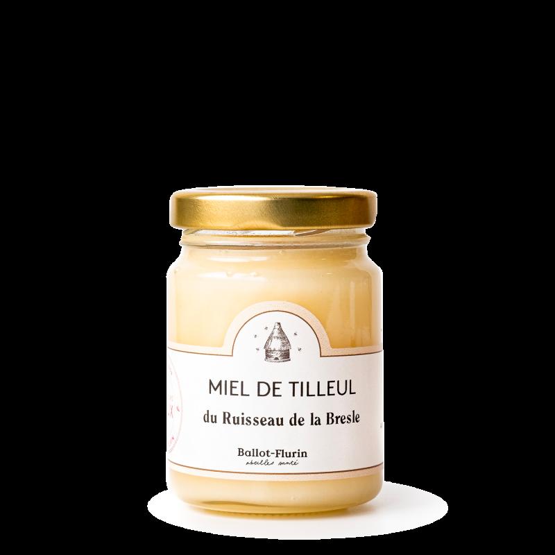 Miel de Tilleul du ruisseau de la Bresle Ballot-Flurin - 1