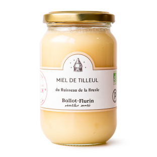 Miel de Tilleul du ruisseau de la Bresle