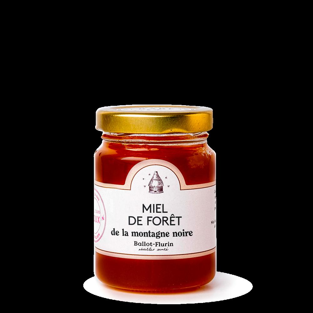 Miel de Forêt de la montagne noire Ballot-Flurin - 1