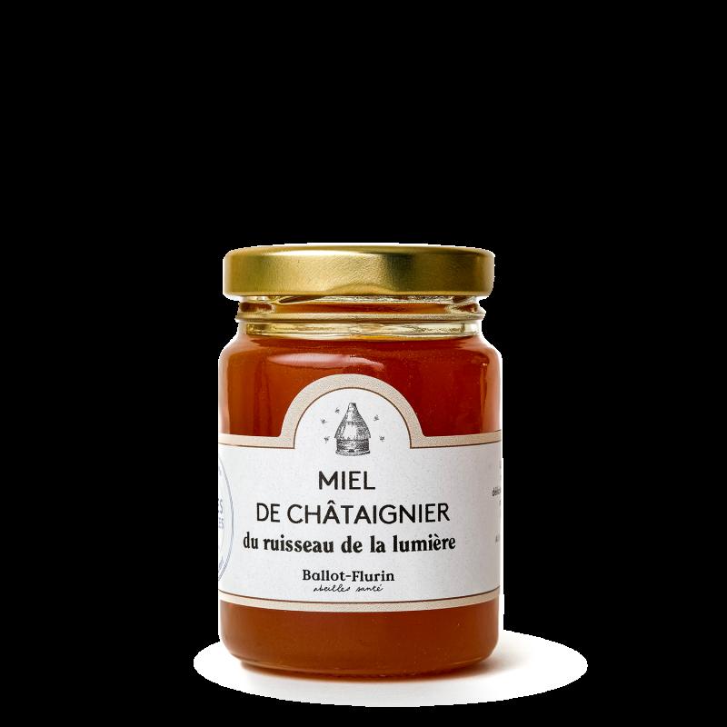 Miel de Châtaignier du ruisseau de la Lumière Ballot-Flurin - 2