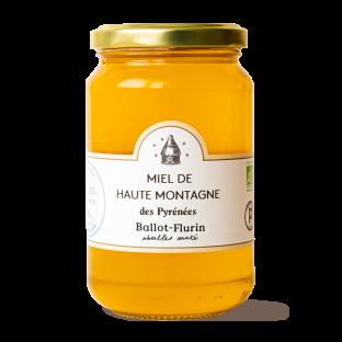 Miel de Haute-Montagne des Pyrénées