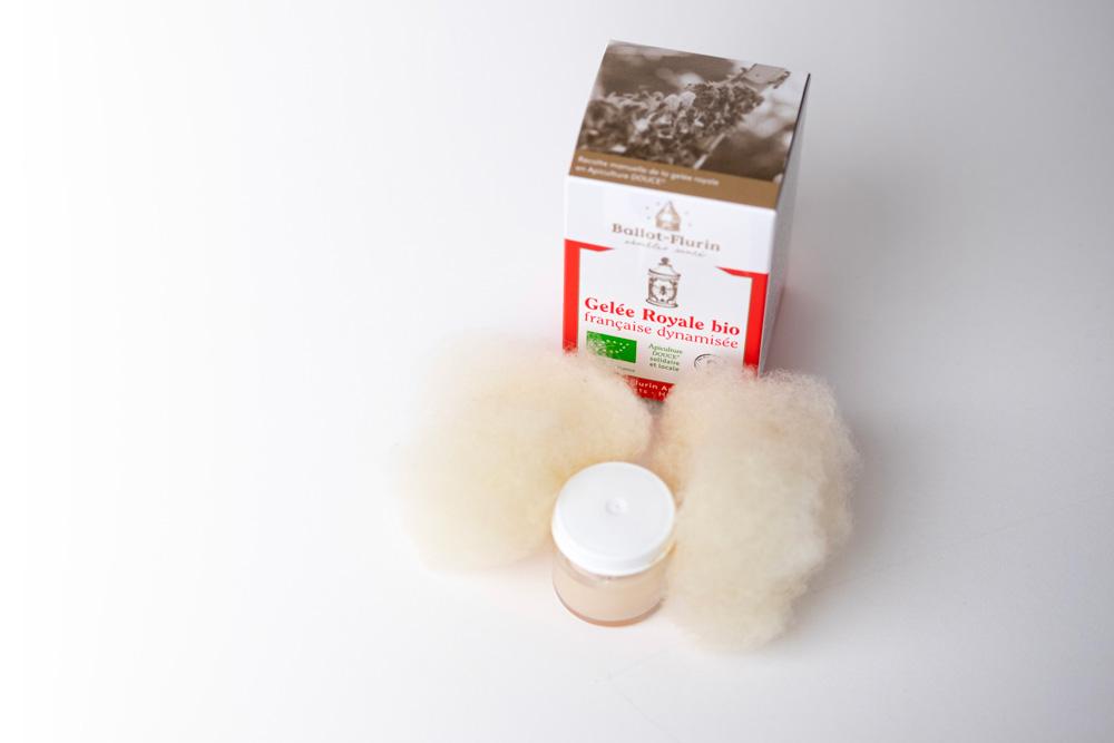 photo laine de mouton